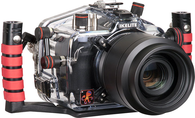 Ikelite Waterproof Camera Housing