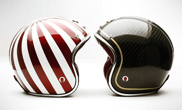 Ruby Pavillon Helmets