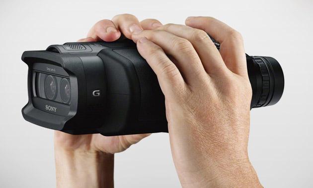 Sony DEV-5 Binocular