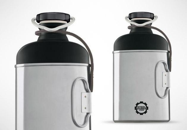 SIGG Retro Flask