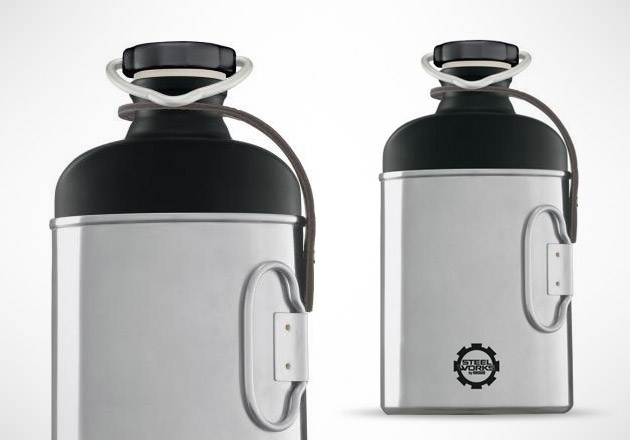 Sigg Stainless Flask Sigg Retro Flask