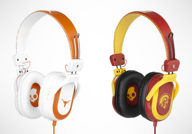 Skullcandy NCAA Agent Headphones