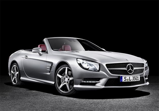 2013 Mercedes-Benz SL