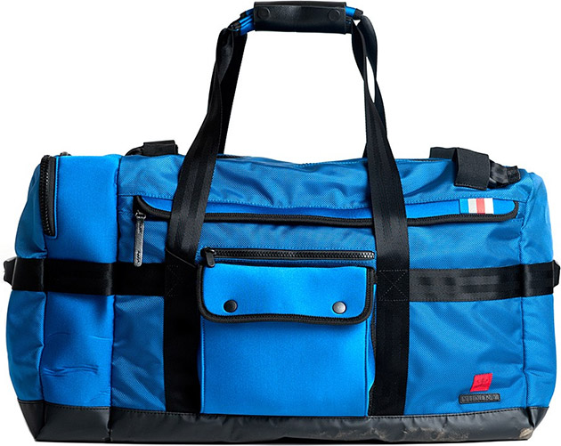 Boylston Trading Co x Lexdray Tahoe Duffle