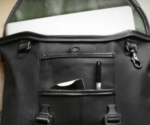 Defy Bags 1st Class Messenger Bag