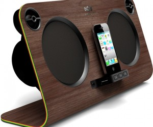 Get Up, Stand Up Speaker Dock