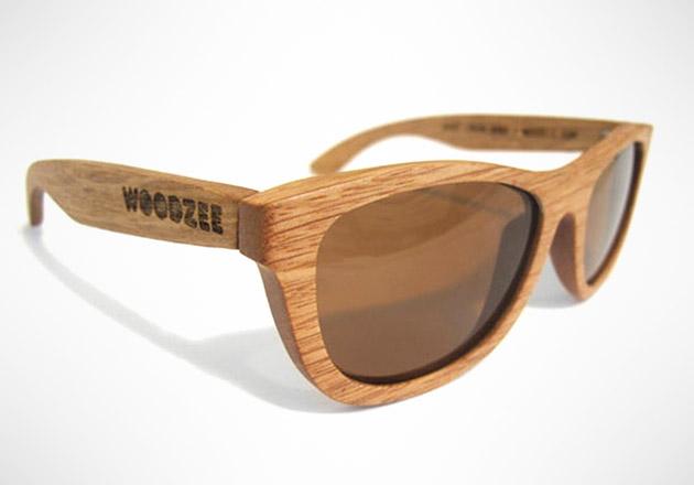Woodzee Wayfarer Sunglasses