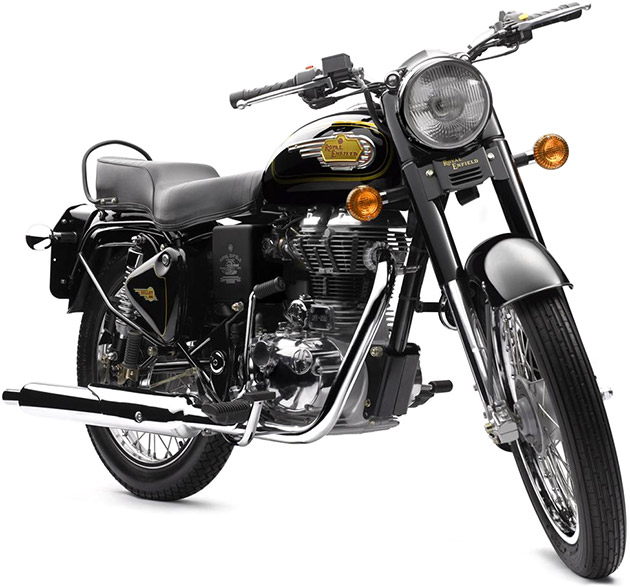 Royal Enfield Bullet 500 B5