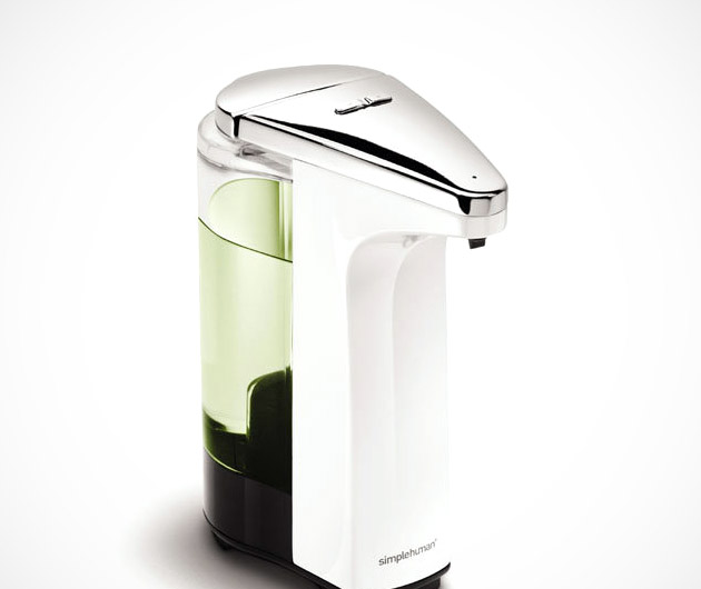Simple Human Compact Sensor Pump