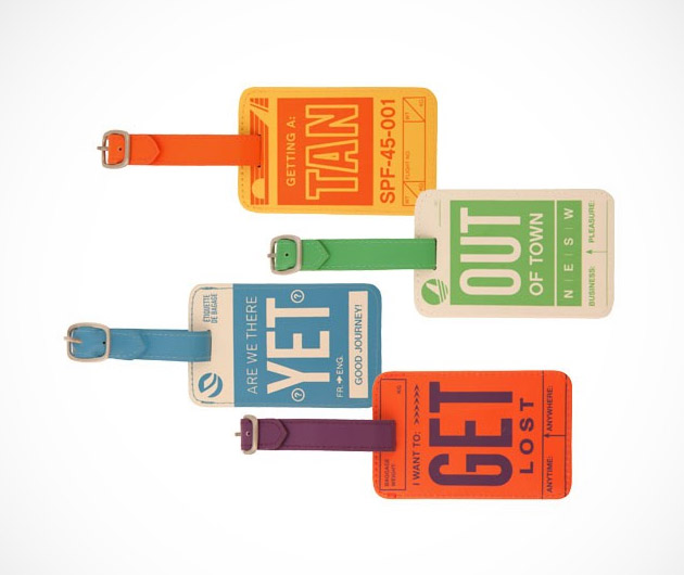 Flight001 Luggage Tag