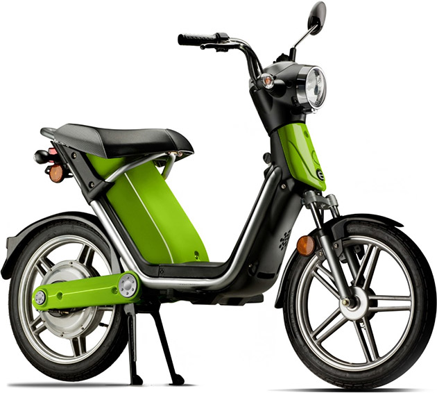 Matra e-Mo+ Scooter
