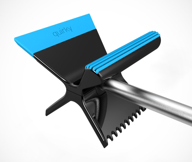 Quirky Thor Ice Scraper
