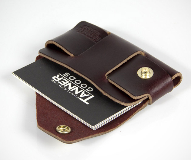 Tanner Goods Card Holder