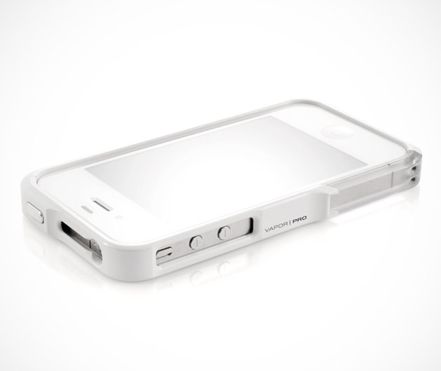 Element Case Vapor Pro White Edition iPhone Case