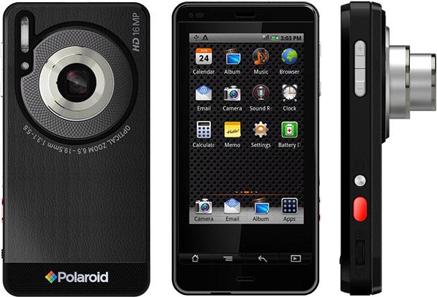 Polaroid SmartCamera SC1630 + Android