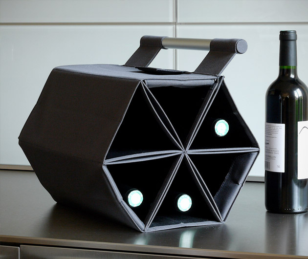 Zebag Wine Carrier