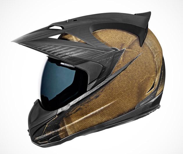 Icon 1000 Variant Battlescar Helmet