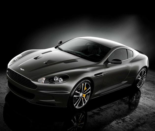 2013 Aston Martin DBS Ultimate | GearCulture