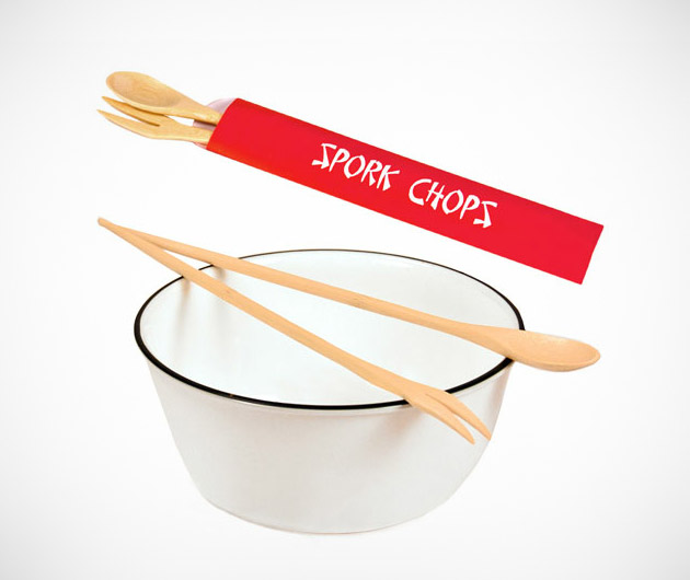 Spork Chops