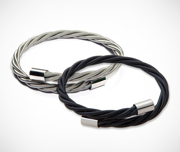 Wear Your Music Bass Guitar String Bracelet