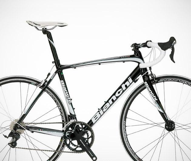 Bianchi Impulso Ultegra Road Bike