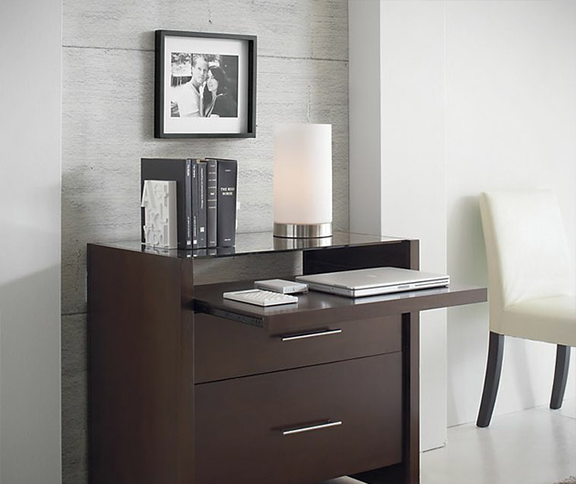 Crate & Barrel Reese Compact Office