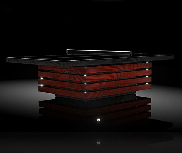 Eleven Ravens Ping Pong Tables