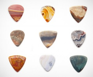 Gemstone Guitar Picks