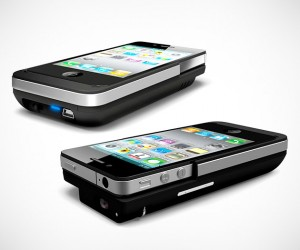 Iphone DLP Pocket Projector