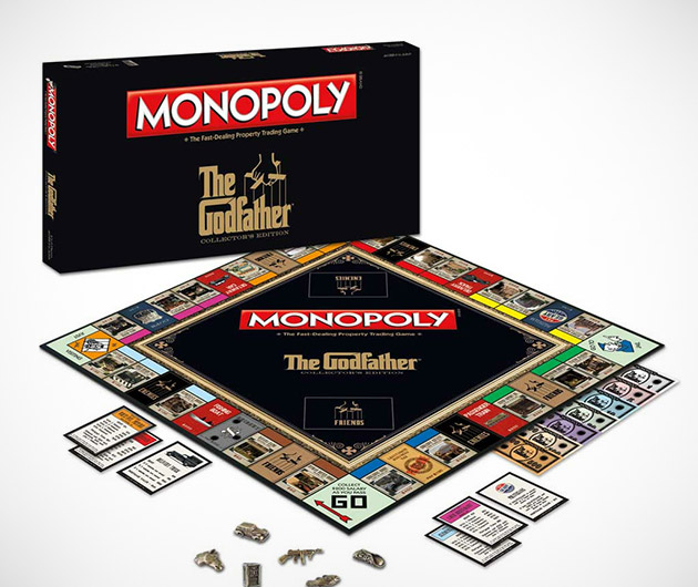Monopoly The Godfather Edition