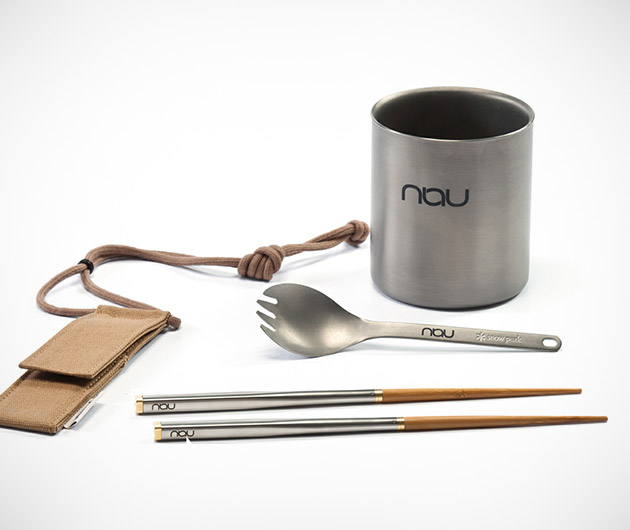 Nau De-luxe Travel Kit