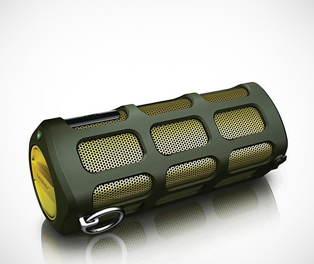 Philips Shoqbox Bluetooth Portable Speaker System