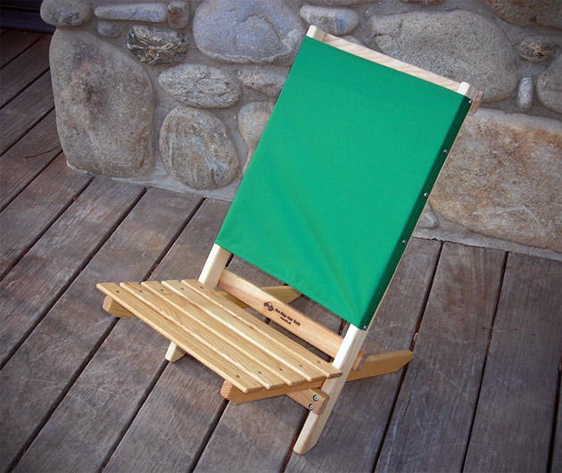 Blue Ridge Caravan Folding Chair