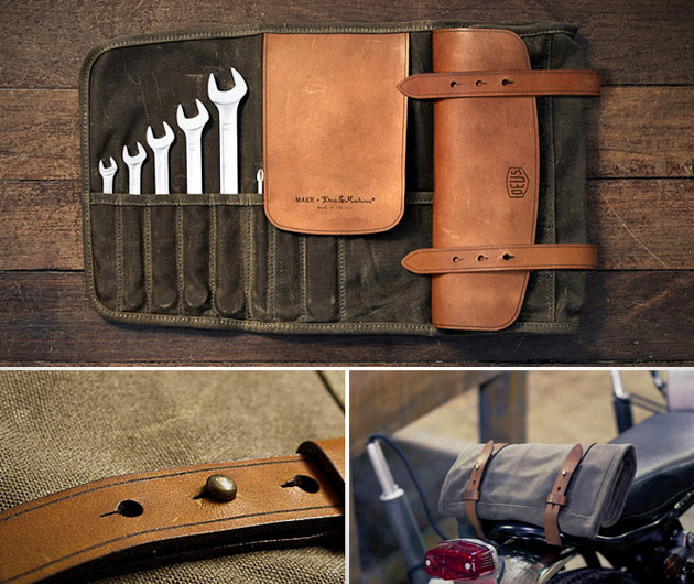 Deus Ex Machina x Makr Carry Goods Tool Roll
