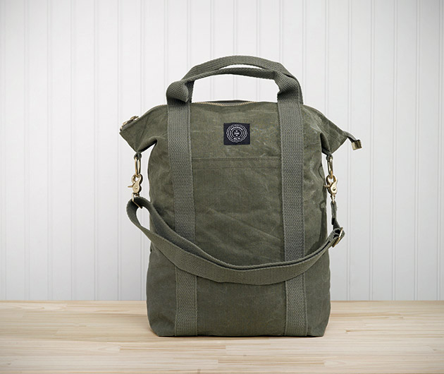 Field Aesthetic Transit Bag