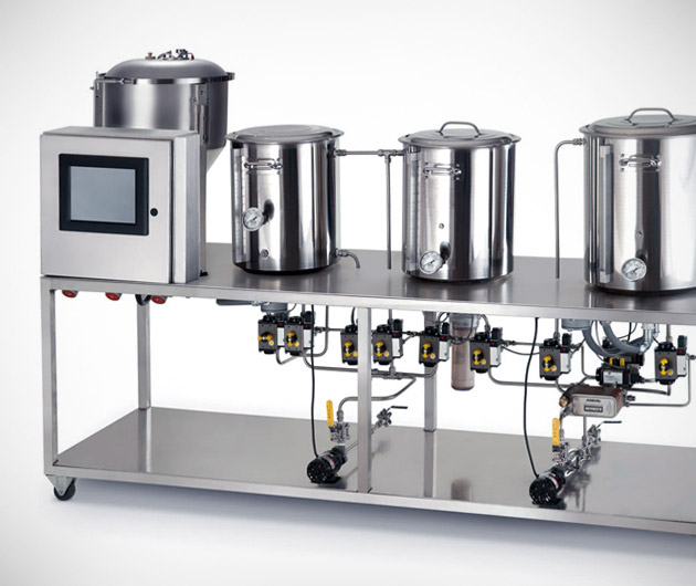 Professional Microbrewery