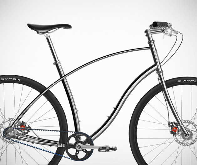 Budnitz No. 1 Titanium Bike