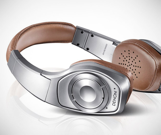 Denon Globe Cruiser Bluetooth Headphones