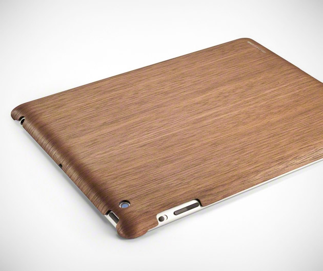 ElementCase Wood iPad Case