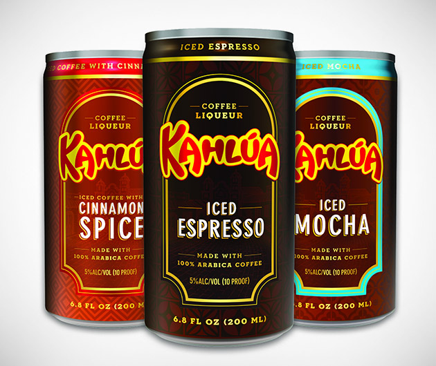 Kahlúa Iced Coffee Drinks To-Go