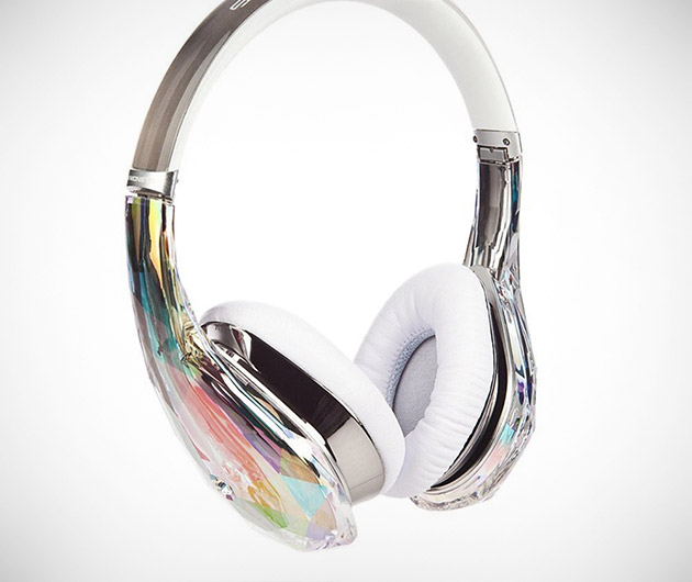 Monster Diamond Tears Edge Headphones