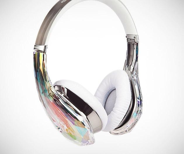 Monster Diamond Tears Edge Headphones