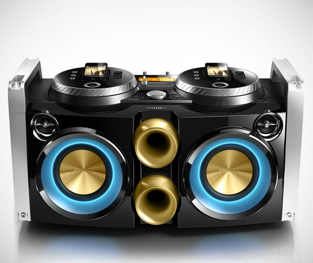 Philips Mini DJ System