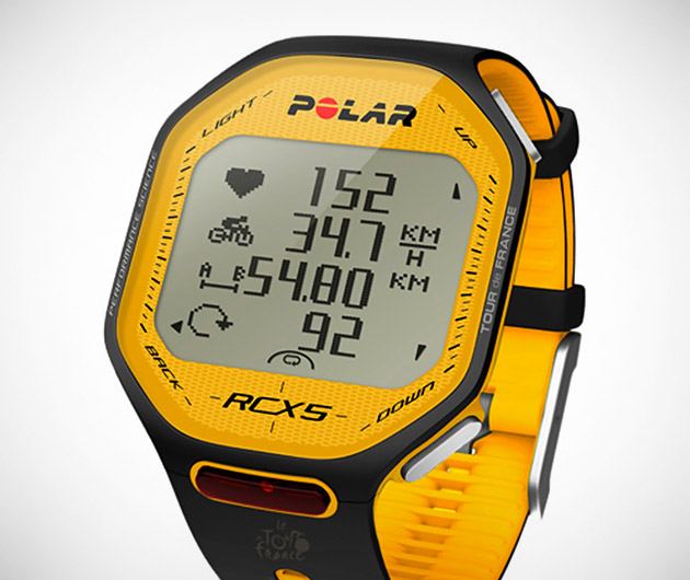 Polar RCX5 Tour De France GPS