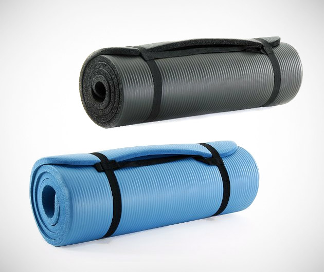 ProSource Premium High Density Exercise Mat