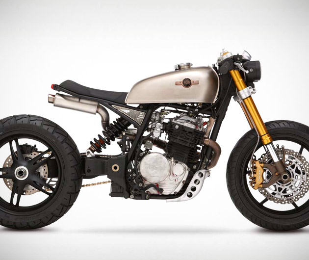 Classified Moto KT-600 Motorcycle