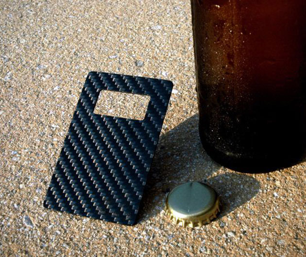 Leverage Bottle Opener