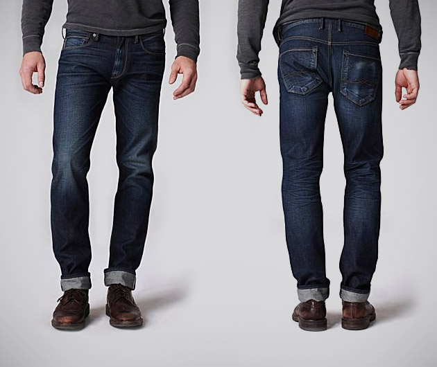 Lucky Brand Dean Jeans