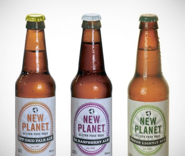 New Planet Gluten Free Beer