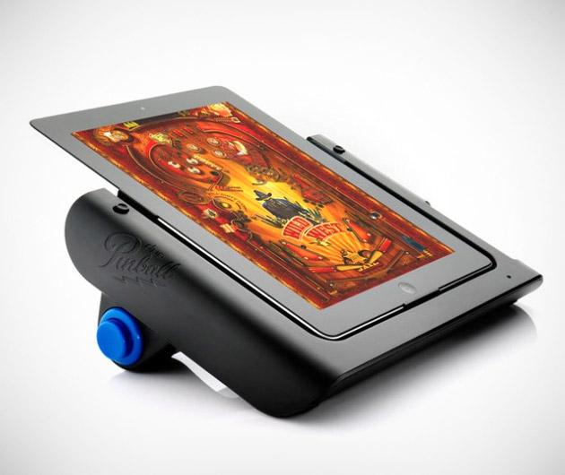 Duo Pinball iPad Controller